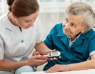 Lowering the Risk of Diabetes in Seniors in Huntington, WV