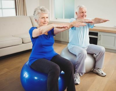 How a Senior Should Exercise in Huntington, WV