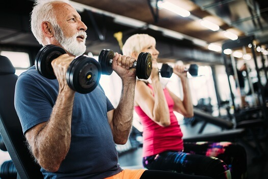 How Can Aging Adults Build Their Muscle Strength in Huntington, WV